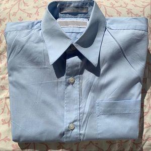 Micheal Kors Button down formal Shirt, size:12